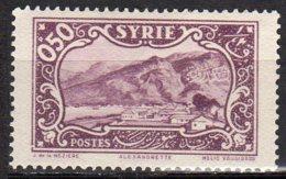 Syrie Yvert N° 203 Neuf Avec Charnière Lot 11-51 - Syria (1919-1945)
