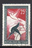 Tchad Yvert N° 61 Oblitéré Lot 11-64 - Ciad (1960-...)