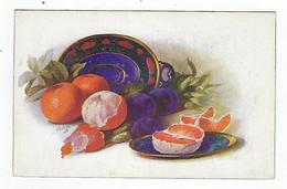 CPA - Fruit - Fruits - Mandarine - Mandarines - Oilette - Tuck - Still Life - - Fiori, Piante & Alberi