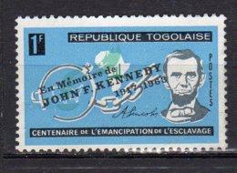 Togo Yvert N° 407 Neuf Lot 11-175 - Togo (1960-...)