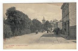 De Panne  LA PANNE - La Route Vers La Digue  EXCELSIOR Série 41 N.16 Albert Sugg - De Panne
