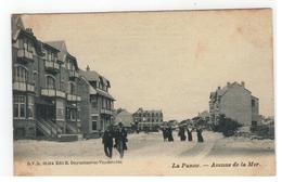 De Panne  La Panne   Avenue De La Mer  DVD 10.514 - De Panne