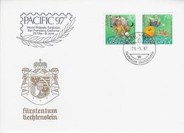 Philatelic Tentoonstelling - Liechtenstein