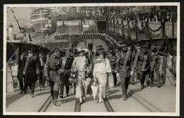 Postcard / ROYALTY / Belgique / België / Reine Elisabeth / Koningin Elisabeth / Queen Victoria Eugenie Of Spain / Unused - Familles Royales