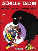 Achille Talon T 38 Achille Talon Contre Docteur Chacal Et Mister Bide!  EO BE DARGAUD  09/1987  Greg (BI2) - Achille Talon