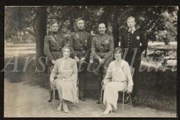 Postcard / ROYALTY / Belgique / België / Roi Albert I / Koning Albert I / King Alfonso XIII Of Spain / Famille Royale - Familles Royales