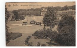 Boitsfort Place Communale Et Boulevard Du Souverain - Watermael-Boitsfort - Watermaal-Bosvoorde