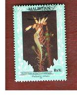 MAURITIUS -  SG N.C.   -  1997  ANIMALS: PHELSUMA ORNATA ON THE  PLANT (DATED 1997) -  USED° - Mauritius (1968-...)