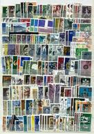 Varios - LOTE (176 Sellos Diferentes) Usado Cat.275€ - Stamps