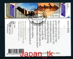 NIEDERLANDE Mi. Nr. 2956-2957 - Europa Cept - Besuche - 2012 - Used - Europa-CEPT