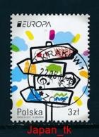 POLEN Mi. Nr. 4564 - Europa Cept - Besuche - 2012 - Used - Europa-CEPT