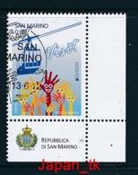 SAN MARINO  Mi. Nr. 2524 - Europa Cept - Besuche - 2012 - Used - Europa-CEPT