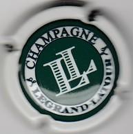 CAPSULE  MUSELET . CHAMPAGNE . LEGRAND LATOUR - Champagne