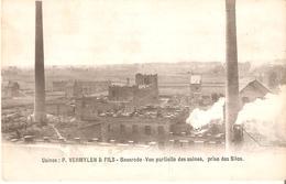 183) BAESRODE - Usines P. Vermeylen & Fils -Vue Partielle Des Usines, Prise Des Silos - Goede Staat ! - Dendermonde