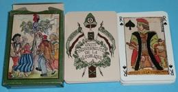 Rare Jeu De Cartes Révolutionnaire, Jeu Des 4 Saisons De L'An 2 II, Jokers, Révolution - Jeux De Société