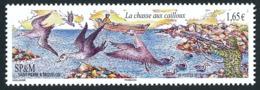 ST-PIERRE ET MIQUELON 2010 - Yv. 984 **   Faciale= 1,65 EUR - Chasse Aux Cailloux  ..Réf.SPM11590 - St.Pierre & Miquelon