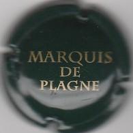 CAPSULE  MUSELET . MOUSSEUX . MARQUIS DE PLAGNE - Sparkling Wine