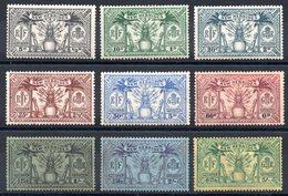 NLE HEBRIDES - YT N° 91 à 99 - Neufs ** - MNH - Cote: 107,20 € - Lire Descriptif - English Legend