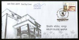India 2018 Hislop College Nagpur Architecture Education FDC - Architecture