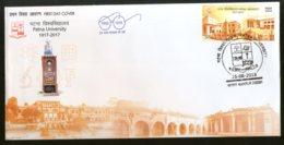India 2018 Patna University Architecture Education FDC - Architecture