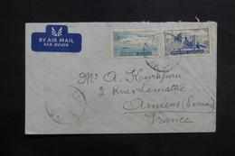 SYRIE - Enveloppe De Damas Pour La France - L 40243 - Syrien