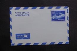 ISRAËL - Aérogramme Non Circulé - L 40245 - Briefe U. Dokumente