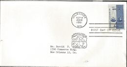 J) 1961 UNITED STATES, MASONIC GRAND LODGE, WORKNEN'S COMPENSATION LAW, FDC - United States