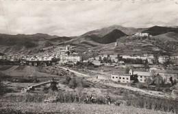 CPSM Dentelée (66) PRATS De MOLLO  Vue Générale Et  Fort Lagarde (2 Scans) - Autres Communes