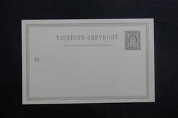 DANEMARK - Entier Postal De Service Non Circulé - L 40249 - Interi Postali