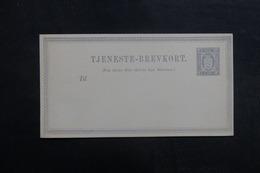 DANEMARK - Entier Postal De Service Non Circulé - L 40251 - Interi Postali
