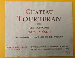 11536 - Château Touteran 1978 Haut Médoc - Bordeaux