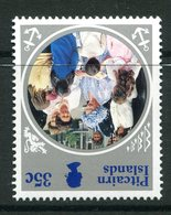 Pitcairn Islands 1985 Life And Times Of Queen Elizabeth The Queen Mother - 35c Value - Wmk. Inverted - MNH (SG 269w) - Stamps