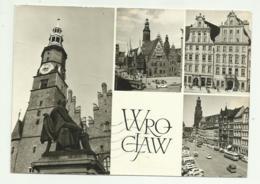 WROCLAW  - VIAGGIATA  FG - Polonia
