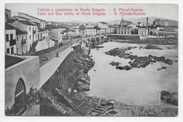 S. Miguel-Acores - Calheta E Gazometro De Ponte Delgada - Açores