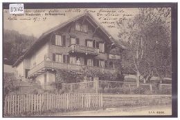ST BEATENBERG - PENSION RIEDBODEN - TB - BE Berne