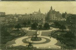ARGENTINA - BUENOS AIRES - PLAZA DE MAYO - EDIT B.L. 1914 (BG3999) - Argentine