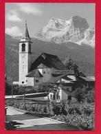 CARTOLINA VG ITALIA - VINIGO DI CADORE (BL) Verso Il M. Pelmo - 10 X 15 - 1966 TASSATA MECCANICA BLU - Belluno