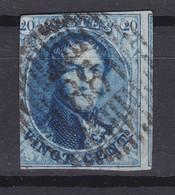 N° 11 A  Touché DISTRIBUTION 88 HOTTON COBA +50.00 - 1858-1862 Medallions (9/12)