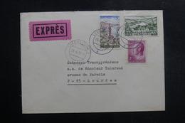 LUXEMBOURG - Enveloppe En Exprès Pour La France En 1970, Affranchissement Plaisant - L 40288 - Briefe U. Dokumente