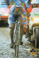 Cyclisme, Franco Ballerini - Cyclisme
