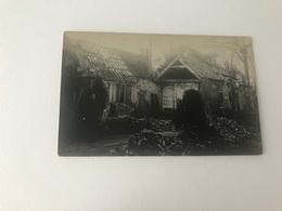 Zomergem  FOTOKAART  Ruines Tijdens De Eerste Wereldoorlog - Zomergem