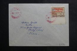 BULGARIE - Enveloppe De Belgrade Pour La France En 1945, Affranchissement Et Oblitération Plaisants - L 40293 - Briefe U. Dokumente