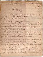 VP15.537 - Lettre Commerciale - Antonio FREIXA Banquero à BARCELONA ( Espagne ) Pour REVEL ( France ) - Spain