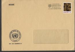 ONU  Lettre 1978 Programme Alimentaire Mondiale - Levensmiddelen