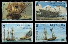 Bermuda 2005 - Mi-Nr. 895-898 ** - MNH - Schiffe / Ships - Bermuda