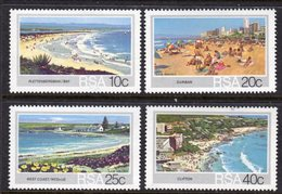 SOUTH AFRICA - 1983 TOURISM SET (4V) FINE MOUNTED MINT MM * SG 549-552 - South Africa (1961-...)