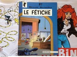 Lot De Trois BDs Dupuis En Editions Originales : Benoît Brisefer + Mic Mac Adam  + Yoko Tsuno - Bücher, Zeitschriften, Comics