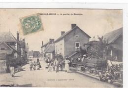 Saône-et-Loire - Etang-sur-Arroux - Le Quartier Du Mousseau - France
