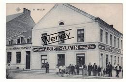 Seilles (imprimerie - Lithographie Diet-Davin) Edit. SBP N° 21 - Andenne