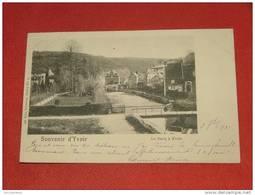 YVOIR  -  Le Bocq à Yvoir  -  1900 - Yvoir